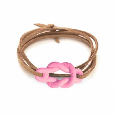 Bracelet Love Me rose