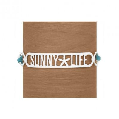 Bracelet blanc Sunny Life