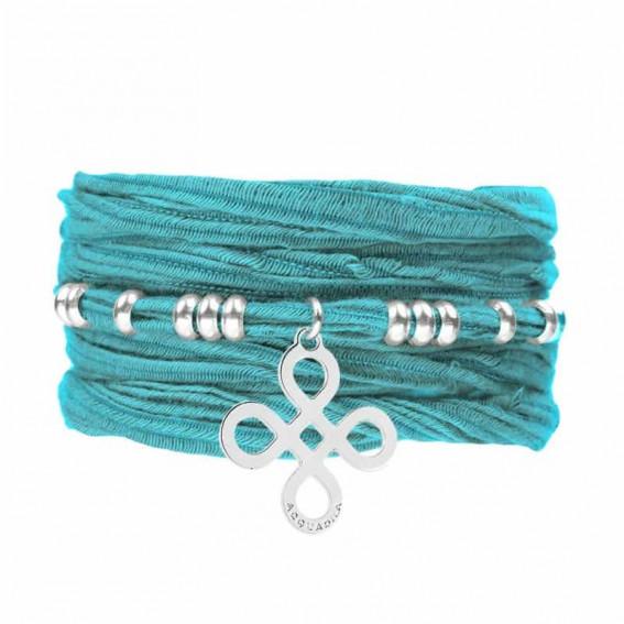 Bracelet Liane Infinito argent