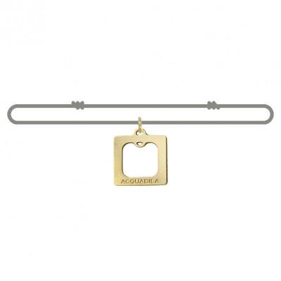 Bracelet Link sur fil doré