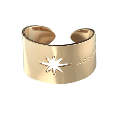 Bague Stella or