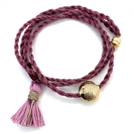 Bracelets Tibet Poisson lune