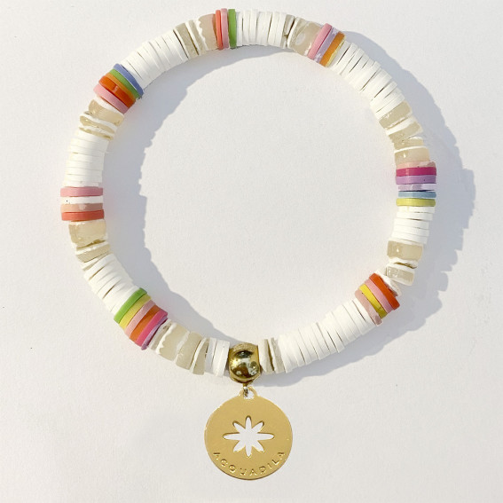 Bracelet Stella baya or