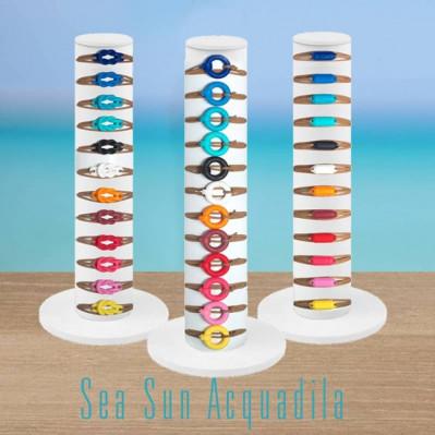 Séries de 12 bracelets SeaSun